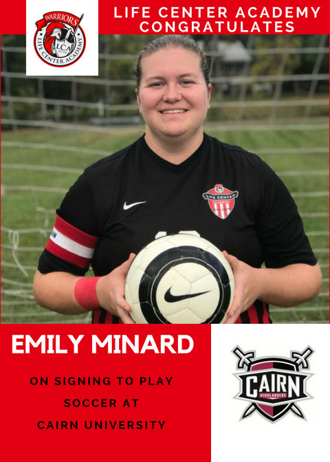 Emily Minard Letter of Intent