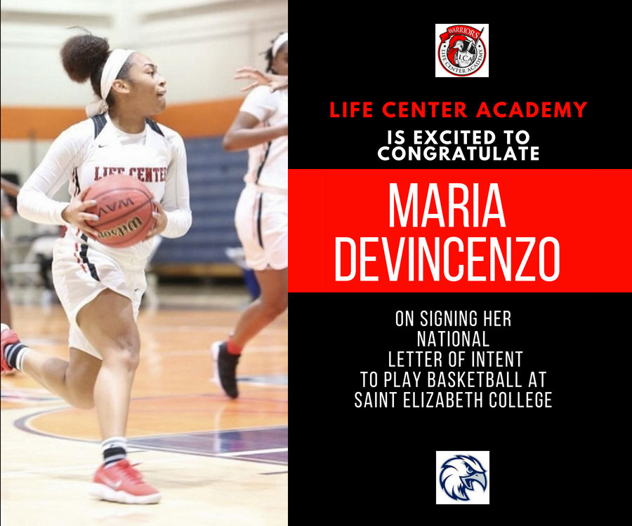 Maria DeVincenzo Letter of Intent